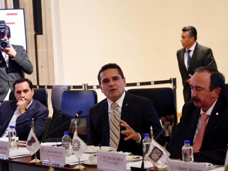Piden Silvano y CONAGO sacar delegados de seguridad