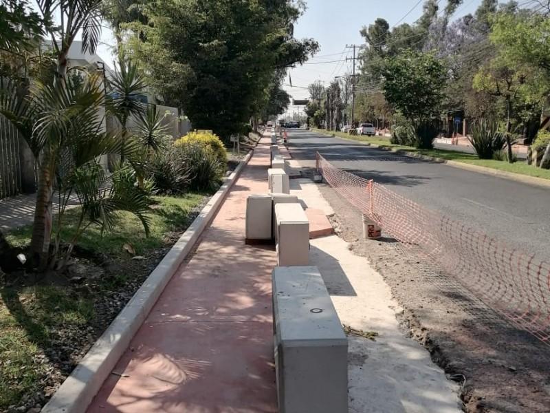 Piden terminar ciclovía de camino al ITESO