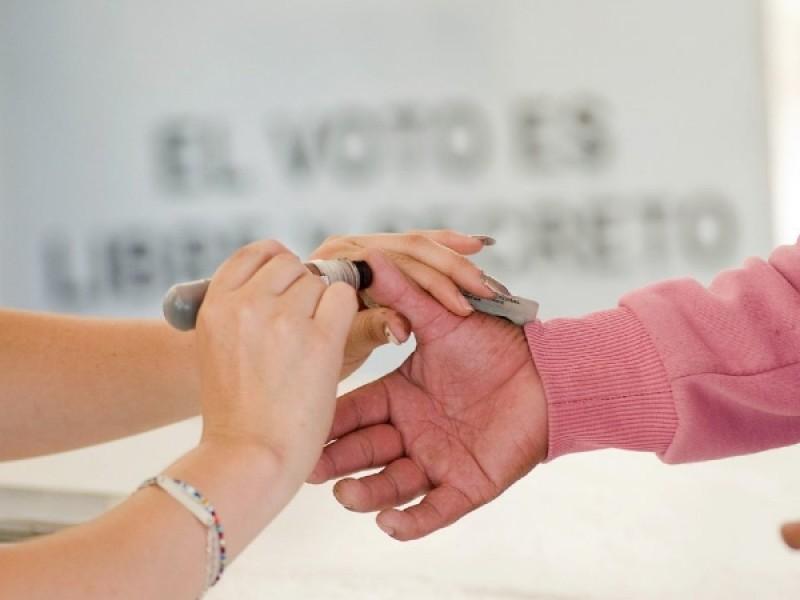 Piden un proceso electoral honesto y limpio en Querétaro