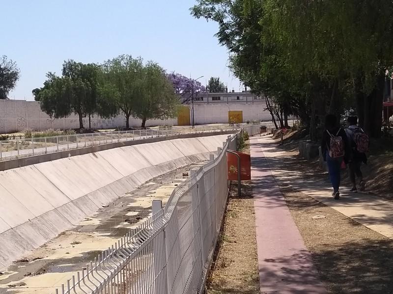 Piden vigilancia en Parque Líneal de León I