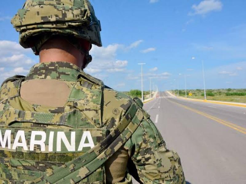 Pidieron la marina sin coordinarse con Guanajuato