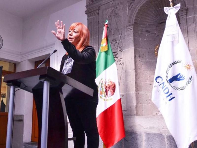 Piedra Ibarra propone transformar la CNDH, sería Procuraduría de Pobres