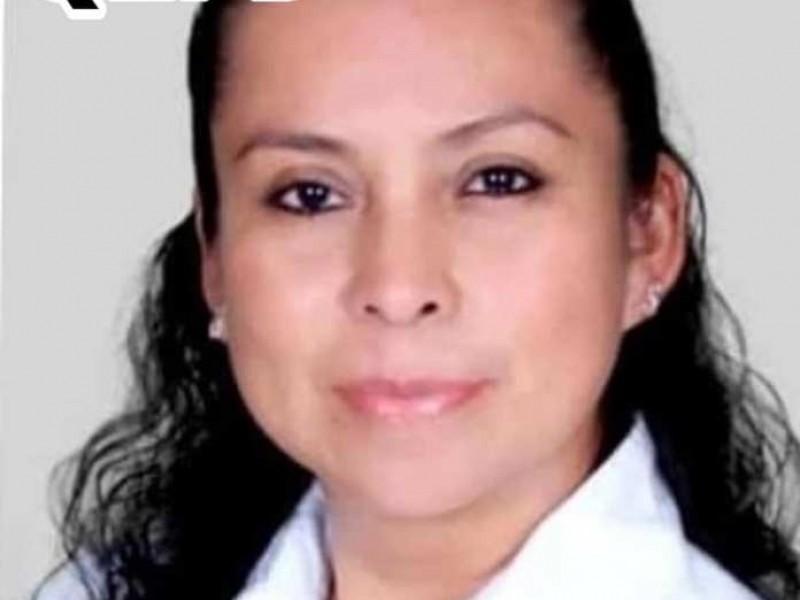 Pierde la vida alcaldesa tras accidente carretero