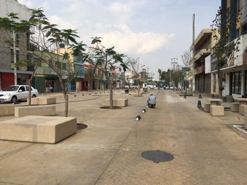 Pierden 600 MDP comercios de Paseo Alcalde