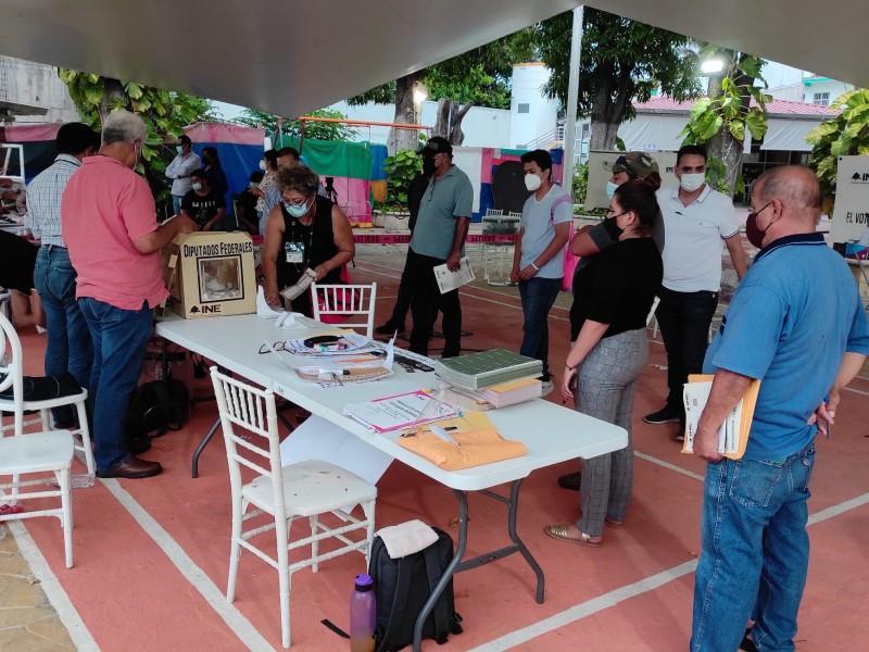 Pierden registro partidos que no alcanzaron votos en Chiapas