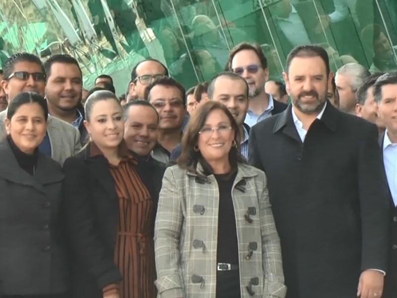 Pinos y Río Grande firman convenio con Sener