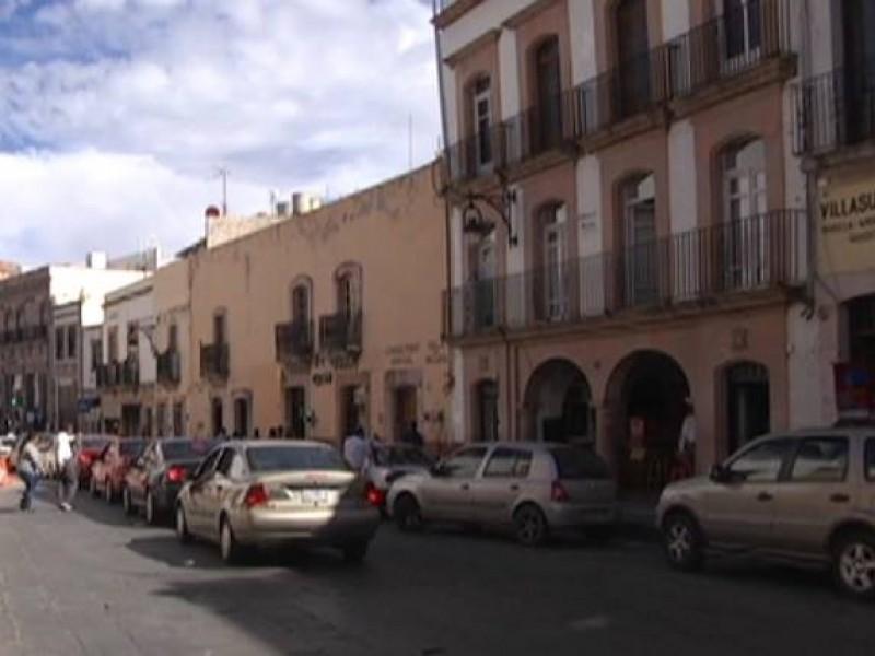 Pintarán fachadas de centro histórico