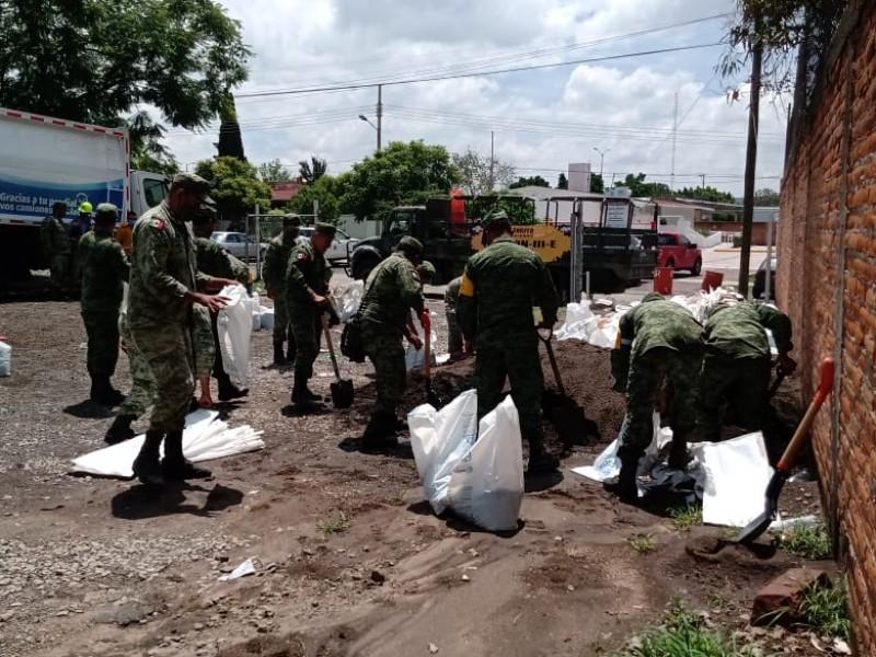 Plan D-III-E en San Juan del Río,Huimilpan y Pedro Escobedo