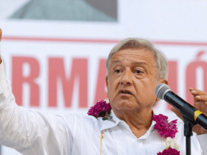Plan de Hidrocarburos rescatará petróleo mexicano: AMLO