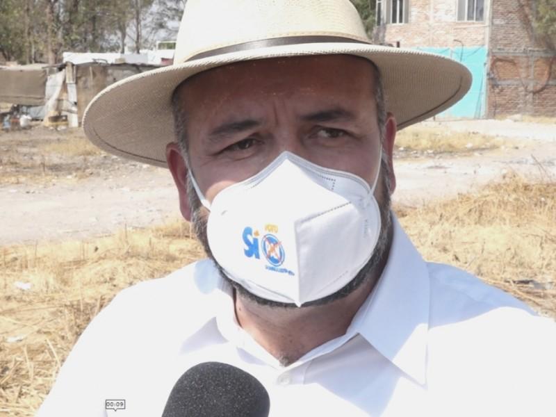 📹Plan Salamanca necesario para atender el medio ambiente: Isaac Piña