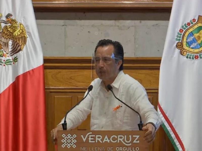 Planea Gobierno de Veracruz segunda aplicación de vacuna anti-Covid-19