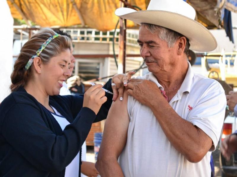 Planean aplicar 60 mil dosis de vacuna antiinfluenza