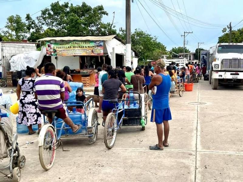 Planta purificadora móvil recorre sectores en Álamo