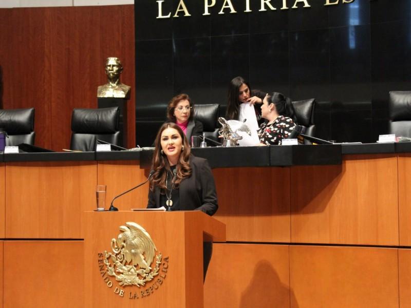 Plantea Geovanna Bañuelos fortalecer salario mínimo