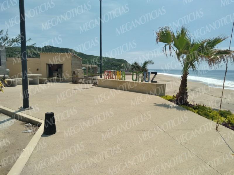 Playa abierta y malecón permanecerán cerrados pese a semáforo naranja