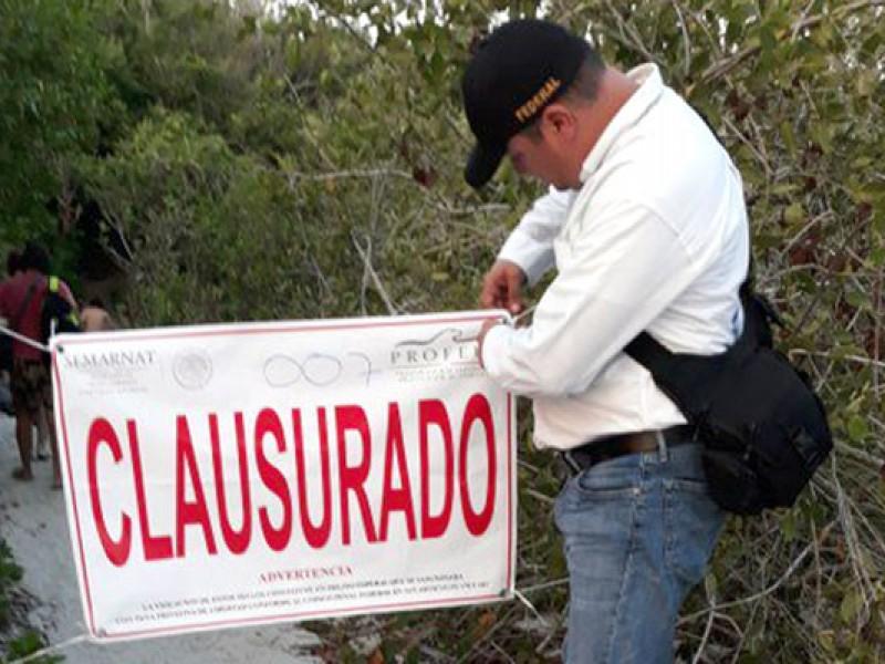 Playa La Lancha no se  vende: SEMARNAT