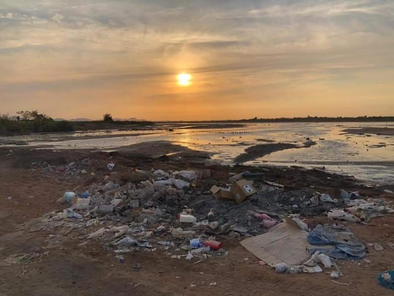 Playas y áreas naturales protegidas, en riesgo por contaminación