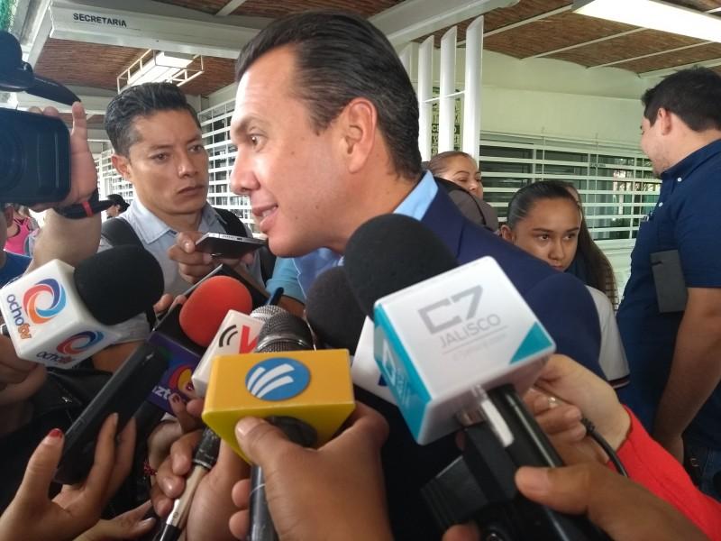Plaza Patria responderá por inundación:Pablo Lemus