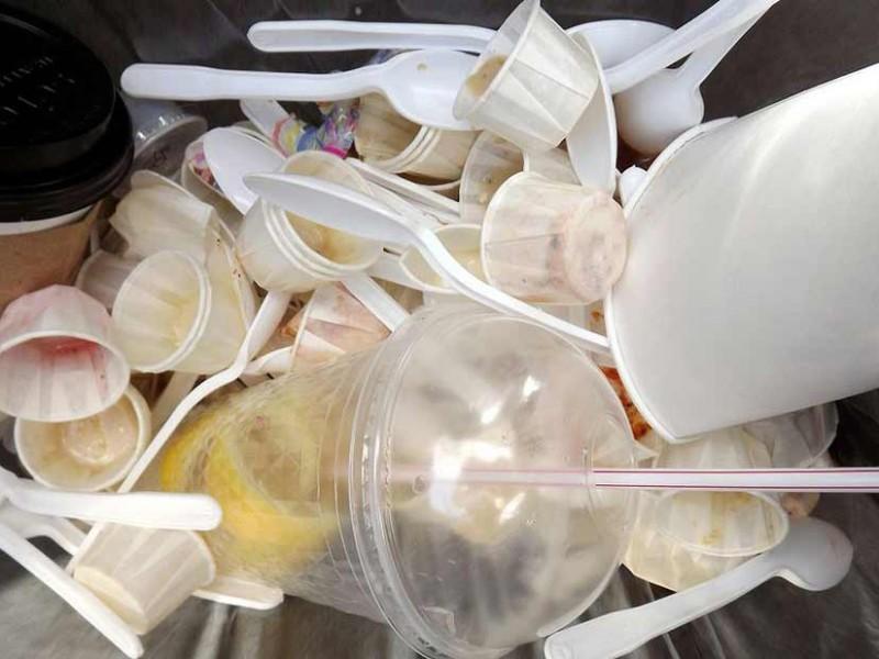 Plazo para dejar de utilizar plásticos de un solo uso