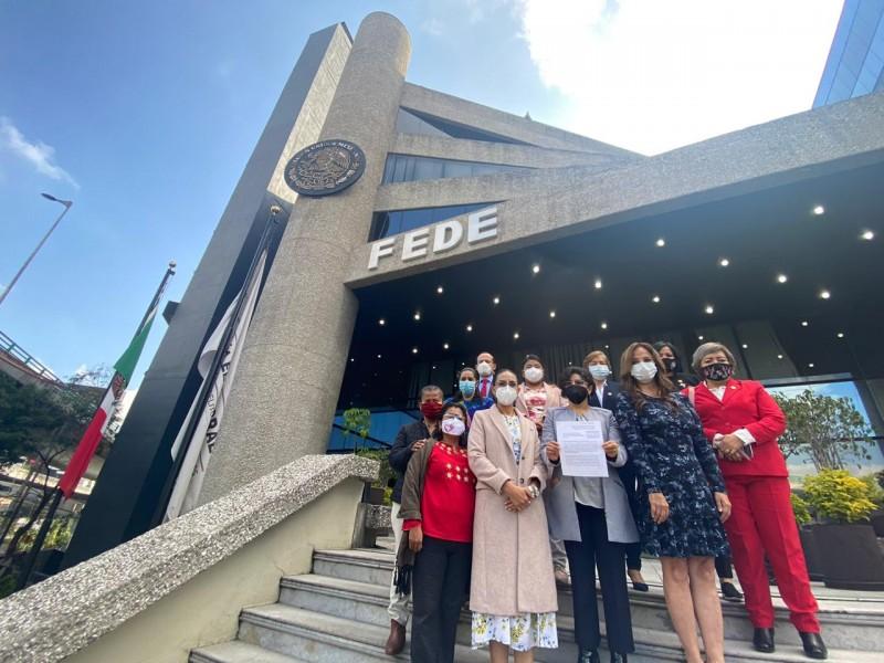 Discordia en Morena: Porfirio Muñoz Ledo denuncia a Mario Delgado