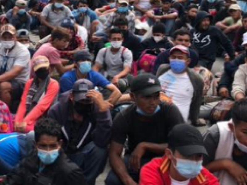 Poblaciones migrantes afectadas por la COVID-19