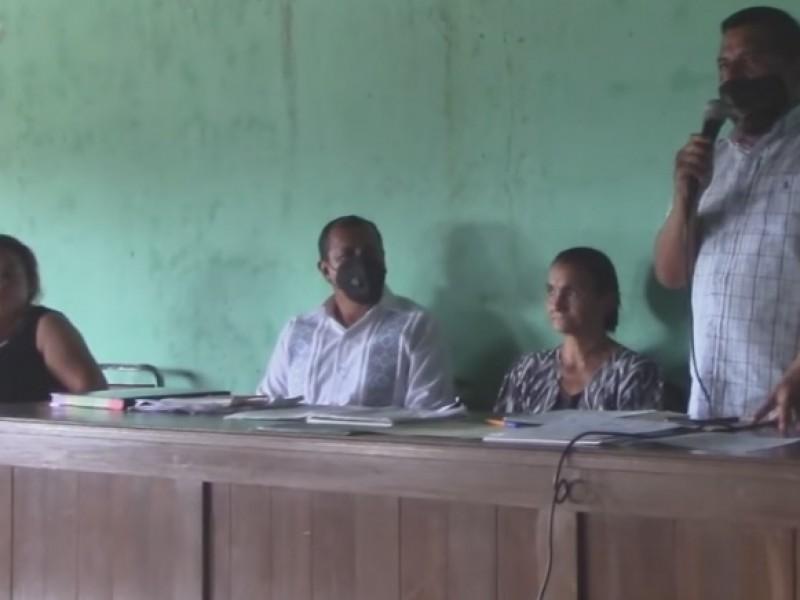 Pobladores de Coapilla no permitirán elecciones por obra pública inconclusa