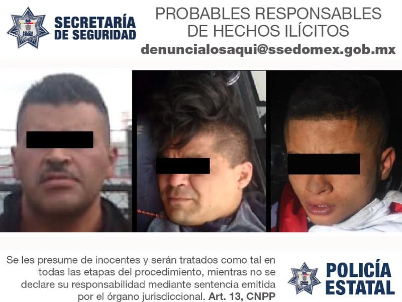 Pobladores enardecidos intentan linchar a tres asaltantes