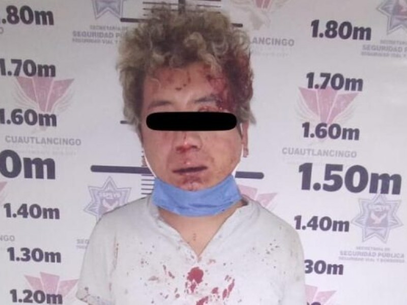 Poblanos siguen hacendó justicia de propia mano a presuntos delincuentes