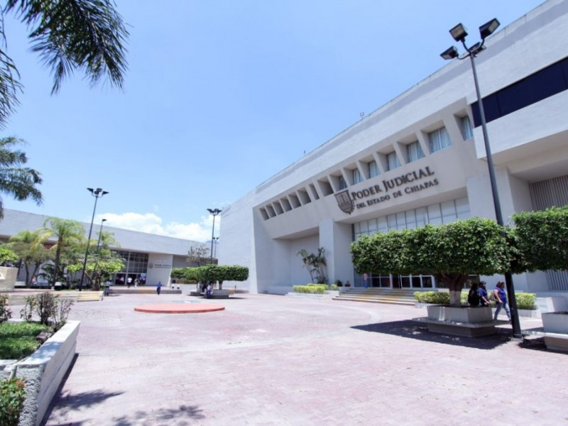 Poder Judicial arranca periodo vacacional