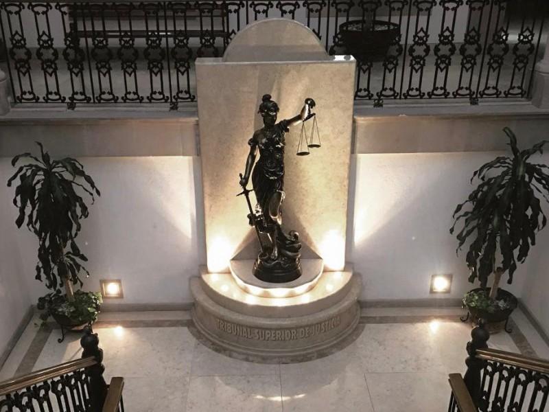 Poder Judicial extiende suspensión hasta el 30 de abril