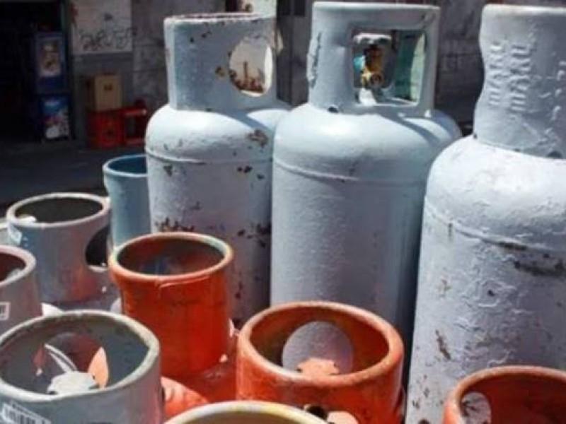 Podría aumentar un 6% precio de gas LP y natural