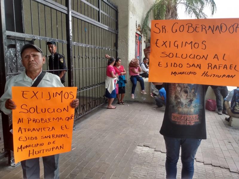 Podría darse enfrentamiento en Huituipán anuncian inconformes