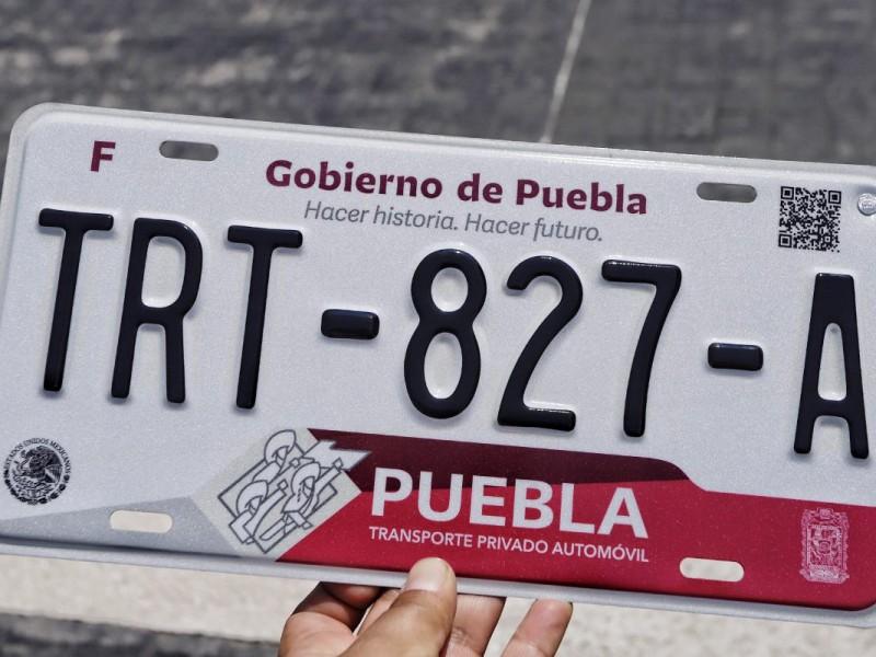 Podría posponerse el reemplacamiento en Puebla