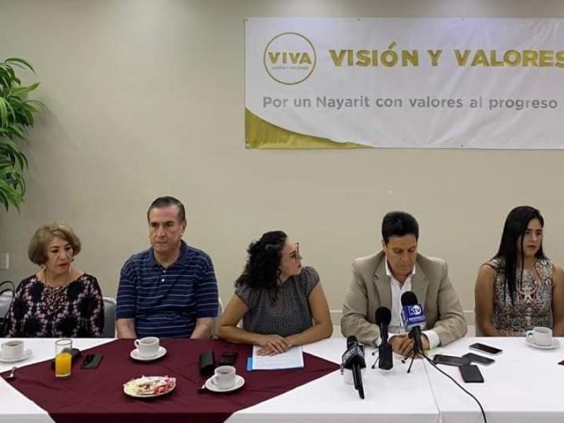 Podría ser mujer abanderada para contender por gubernatura: Partido VIVA