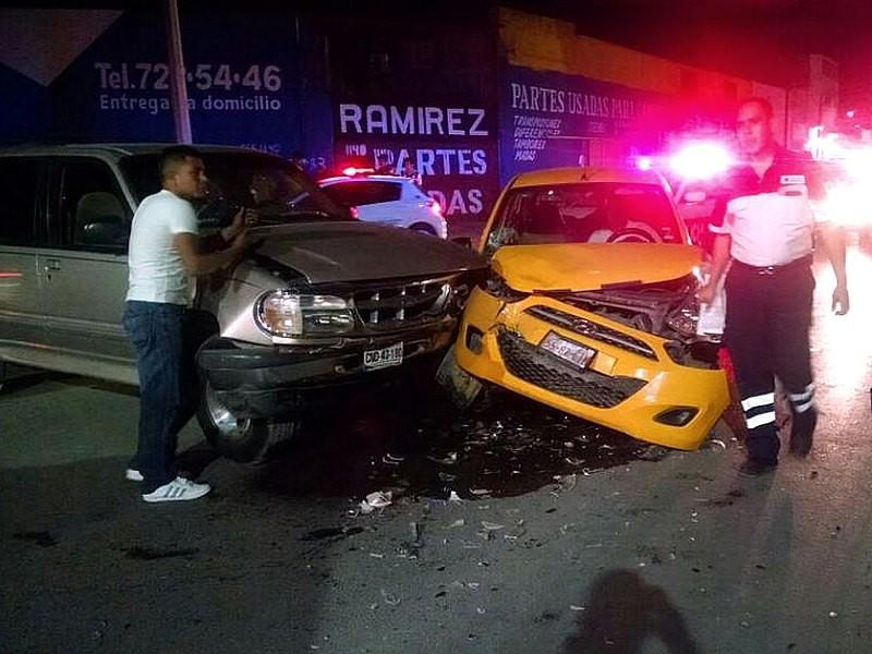 Podrían aumentar cifras de accidentes viales