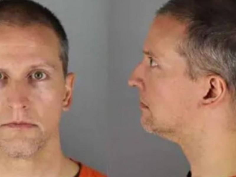 Policía acusado de muerte de George Floyd sale libre