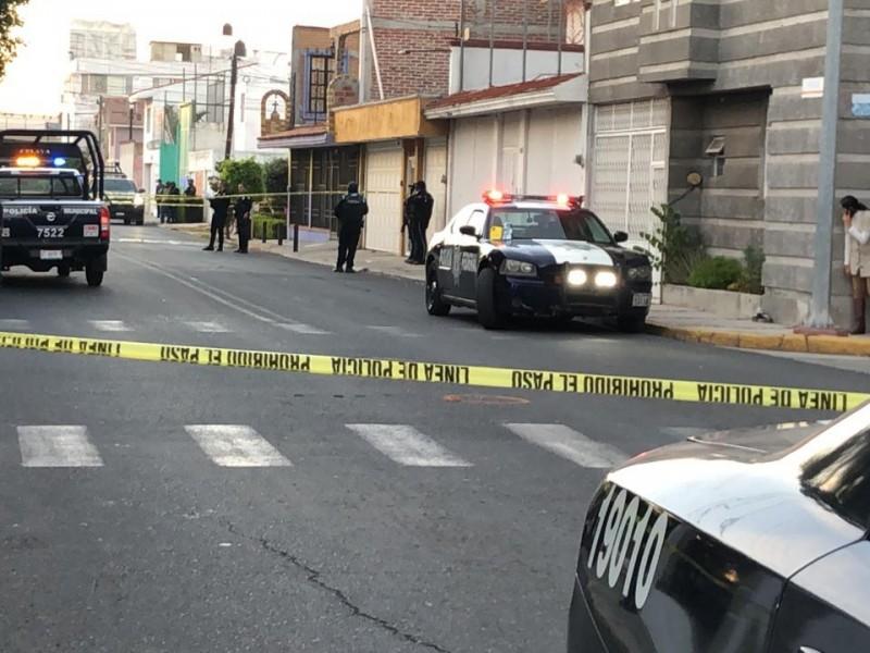 Policía asesinado a balazos en Celaya