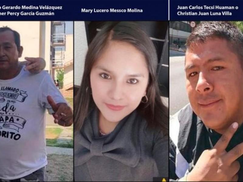 Policía de Atotonilco detuvo a peruanos antes de desaparición: Fiscalía