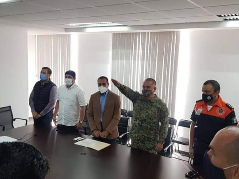 Policía de Puerto Vallarta tiene mando de la Marina