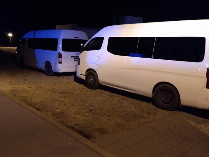 Policía Estatal rescata a 42 indocumentados en Río Grande