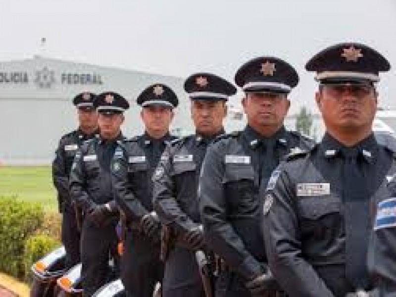Policía Federal aplica operativo para puente vacacional