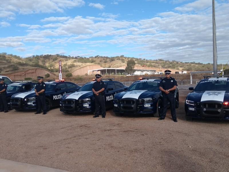 Policía Federal dió arranque con operativos carreteros.