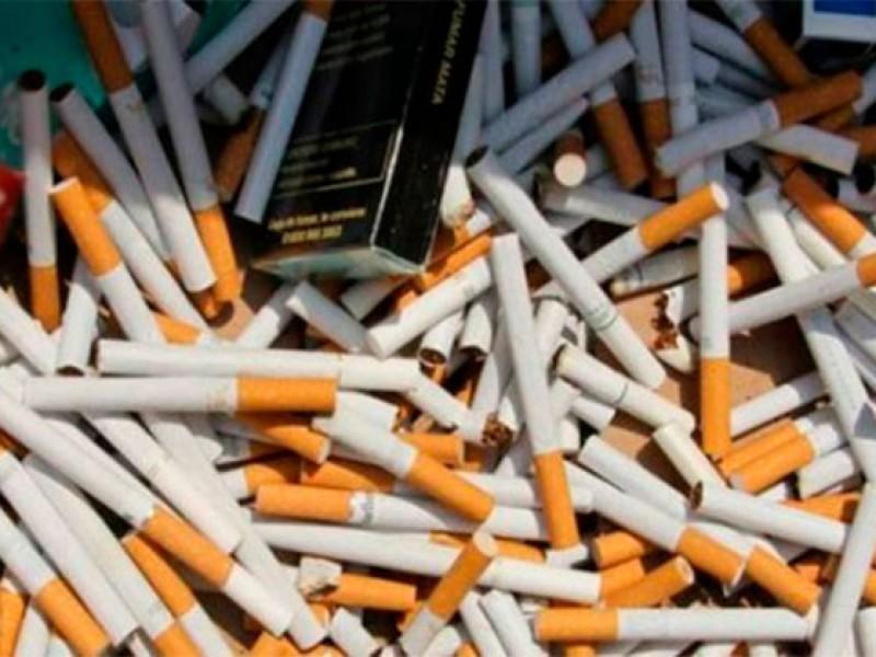 Policía Federal incauta cargamento de cigarros apócrifos