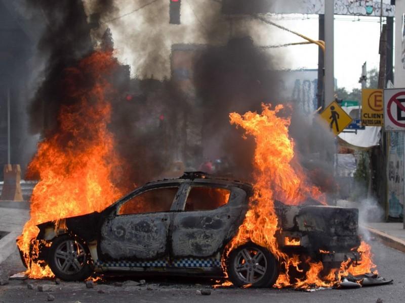 Policía Federal toma el control de la México-Pachuca