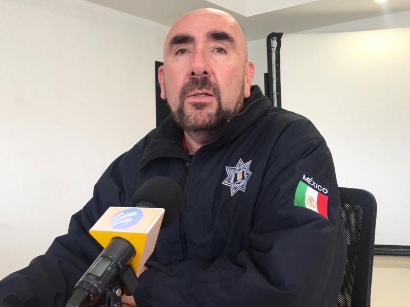 Policía municipal abre convocatoria, requiere 120 elementos