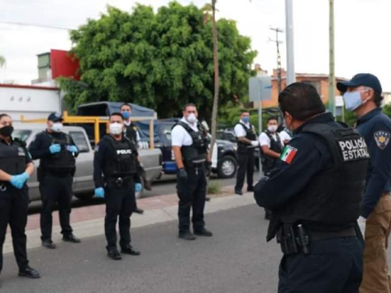 Policía Municipal da positivo a covid-19