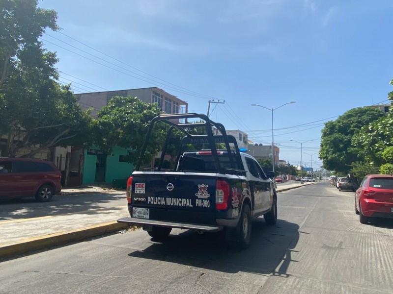 Policías de Salina Cruz desprotegidos frente a COVID -19
