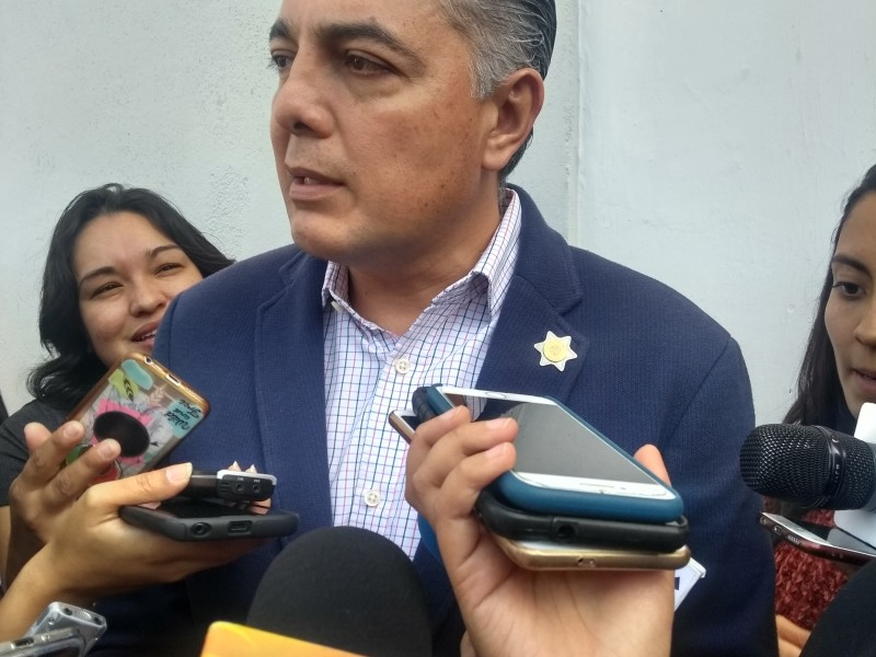 Policía municipal detiene a 5 ladrones de Michoacán