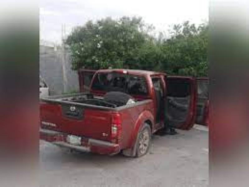 Policías de Tamaulipas abaten a 4 presuntos delincuentes