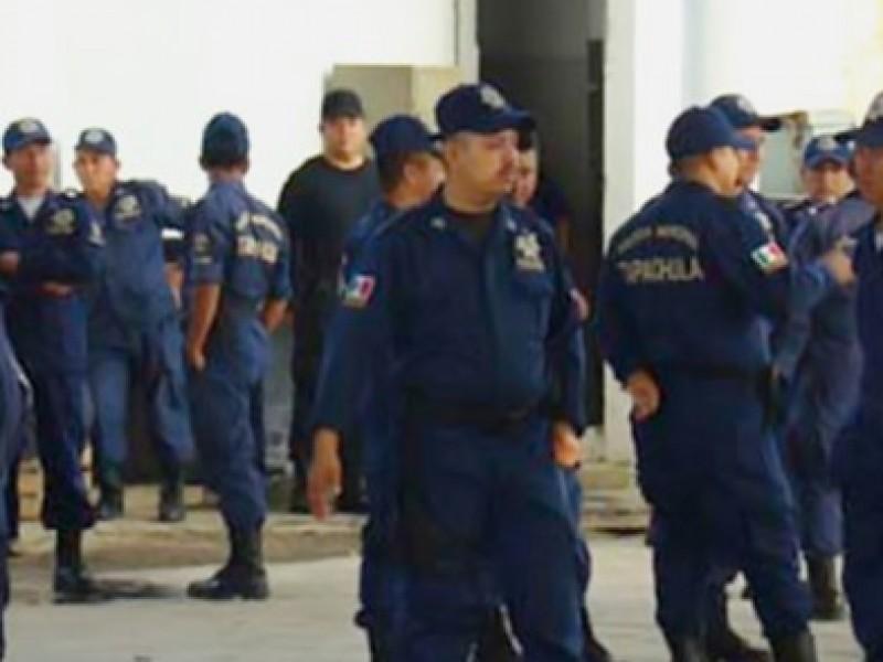 Policías denuncian irregularidades en Tapachula